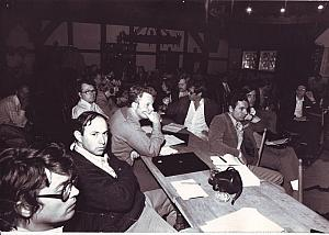 Emhoff meeting Wilsede 1973
