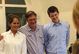 Hamburg-2007-Tim-Hunt-Johanneum-with-students